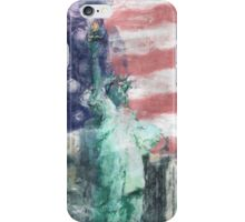 Blessed With Liberty iPhone Case/Skin