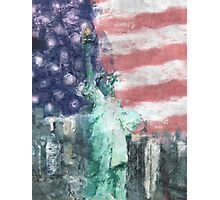 Blessed With Liberty Photographic Print