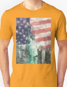 Blessed With Liberty Unisex T-Shirt