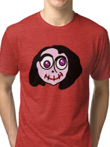 UGLY MONSTER  PORTRAIT  Tri-blend T-Shirt
