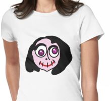 UGLY MONSTER  PORTRAIT  Womens Fitted T-Shirt