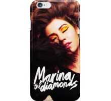 Marina And The Diamonds  - The Family Jewels Design iPhone Case/Skin
