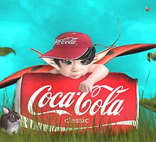 Cola Bug Babe.. by zinazees