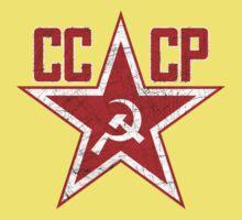 Russian Soviet Red Star CCCP One Piece - Short Sleeve