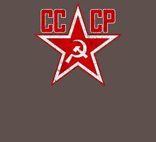 Russian Soviet Red Star CCCP Unisex T-Shirt