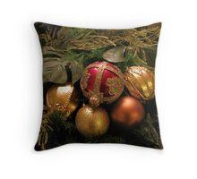 Christmas Pillow Throw Pillow