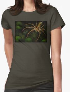 Steampunk - Insect - Arachnia Automata Womens Fitted T-Shirt