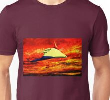 NASA Blended Wing Aircraft Unisex T-Shirt