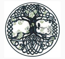 Celtic Tree Knot by Witherspoon