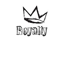 Royalty Photographic Print