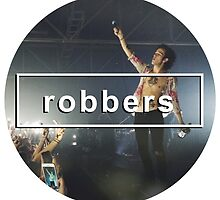 Robbers - The 1975 by jairahm