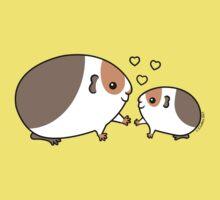 Baby Guinea-pig One Piece - Short Sleeve