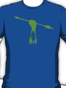 Green hero T-Shirt