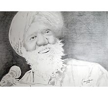 Dr. Lonnie Smith Photographic Print