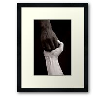 The  Dream Is On Framed Print
