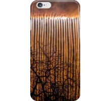 Bristol's Waterfall of Fire iPhone Case/Skin