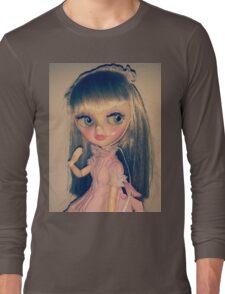 Kirsche solo  Long Sleeve T-Shirt
