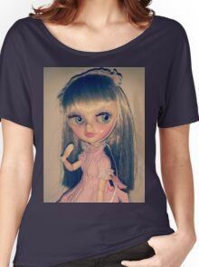 Kirsche solo  Women's Relaxed Fit T-Shirt