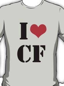 I <3 CF T-Shirt