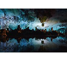 Reed Flute Cave Photographic Print