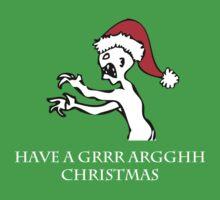Grr Argh Christmas by Shaun Beresford