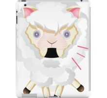 Cute Chibi Sheep iPad Case/Skin