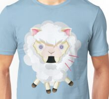 Cute Chibi Sheep Unisex T-Shirt