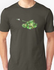 Peacekeepers (Olive dove or Olive drab) T-Shirt