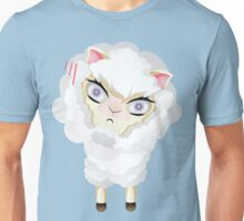 Cute Chibi Sheep 2 Unisex T-Shirt