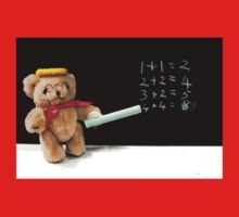 Teacher Ted finally get his Sums Right by Virginia McGowan