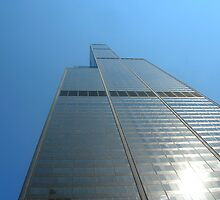 The Sears Tower by Celeste Wlliams