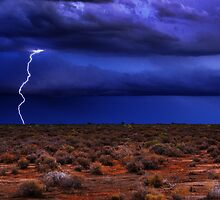 Storm Brewing by Mike Emmett