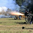 Cannon Shot by imagetj