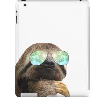 Bling Sloth iPad Case/Skin