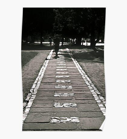 The White Brick Road Poster