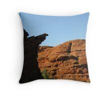 """""""Aussie Jones"""" Throw Pillow"""