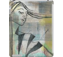 in the wind iPad Case/Skin