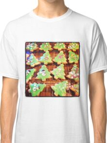 Christmas Biscuits Classic T-Shirt