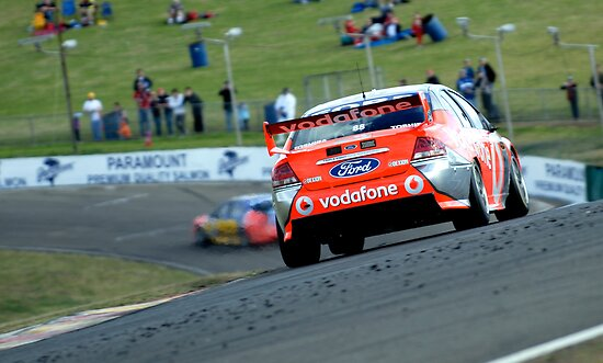 Whincup (88) - Oran Park by Bill Fonseca
