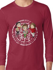 Oh Deanmas Tree... Long Sleeve T-Shirt