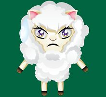 Cute Chibi Sheep 6 Unisex T-Shirt