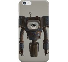 Pixel Securitron iPhone Case/Skin