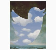 Magritte twitter parody by LETTHEM