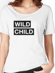 Wild child - Rude Boy Women's Relaxed Fit T-Shirt