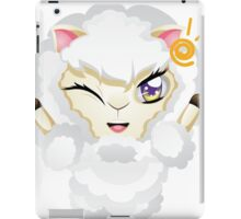 Cute Chibi Sheep 11 iPad Case/Skin