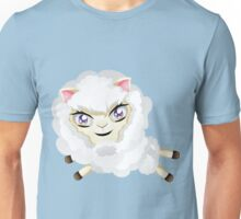 Cute Chibi Sheep 12 Unisex T-Shirt
