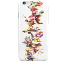 Final Fantasy 9 Characters iPhone Case/Skin