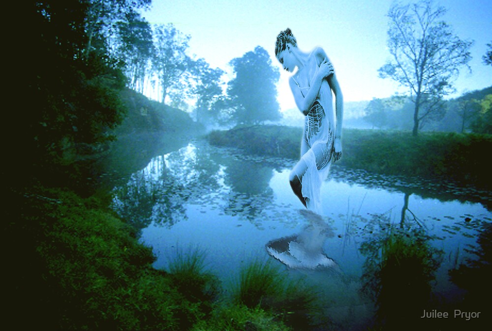 River Nymph by Juilee  Pryor