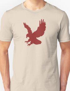 Red Eagle - Cool T-Shirt Design T-Shirt