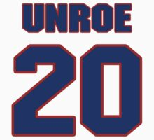 National baseball player Tim Unroe jersey 20 by imsport